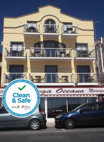 Hotel Oceano, Nazaré
