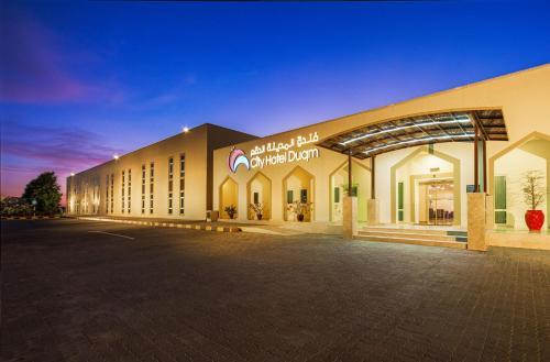 . City Hotel Duqm