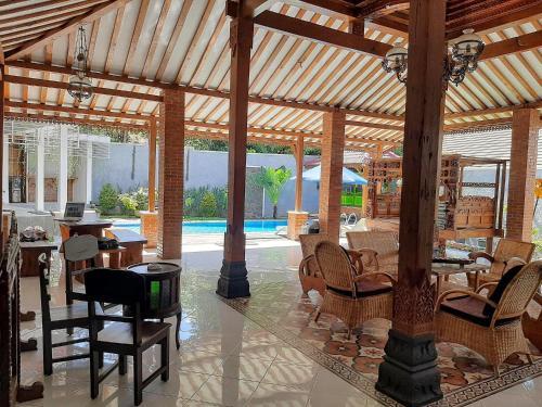 Villa nDalem Sidoarum Syariah, Sleman