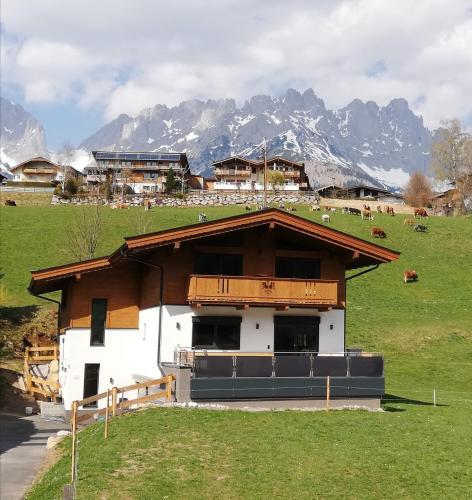 Alpenchalet DAHOAM - Apartment - Going am Wilden Kaiser