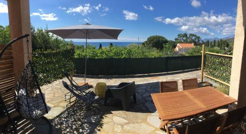 Appartements vue mer - Location saisonnière - Saint-Florent