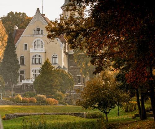 . Hotel Bursztynowy Pałac