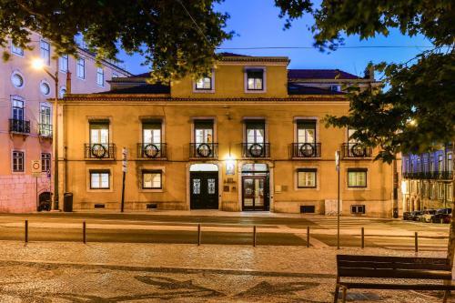 . Casa de Sao Mamede Hotel