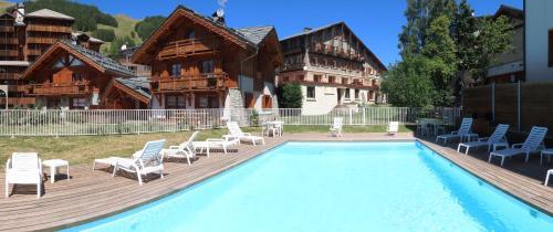 Accommodation in La Forclaz