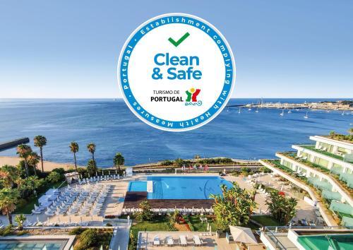 Hotel Cascais Miragem Health AND Spa, Estoril Coast