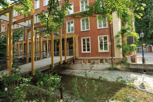 Albergue Basel Youth Hostel 1