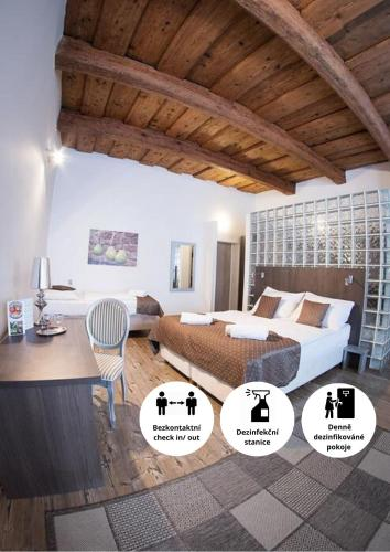 . U Tří hrušek Suites & Apartments