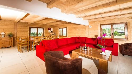 Chante Bise - Chalet - BO Immobilier - Châtel
