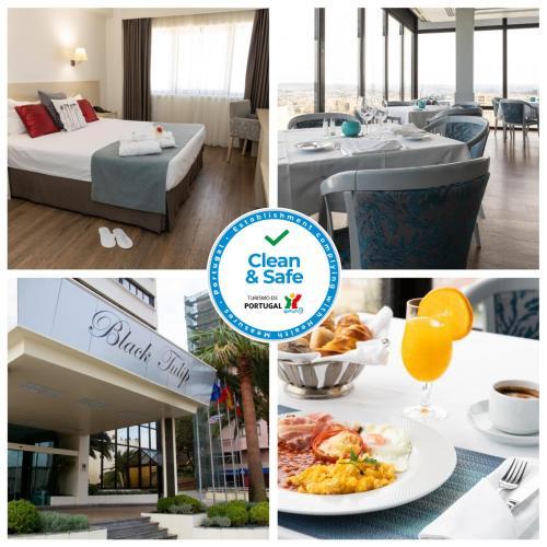 Hotel Black Tulip - Porto Gaia, 4430-195 Vila Nova de Gaia