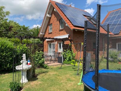 . Modern Apartment in Ludersfeld Lower Saxony near Forest