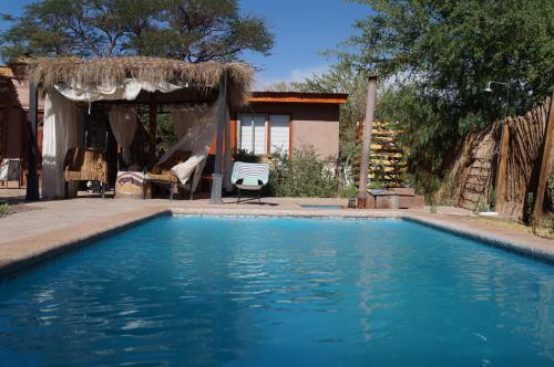Atacama Lodge Rukazen Spa Rústico