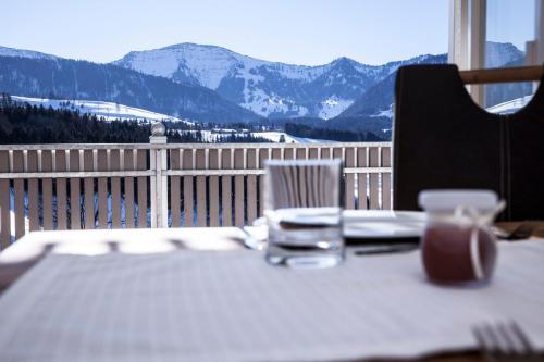 Haus Bergblick Oberstaufen Apartment mit 2 Schlafzimmer - Oberstaufen