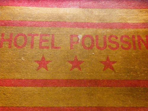 Hôtel Poussin photo 13
