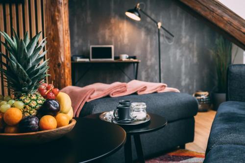 Luxury Oasis, Sauna, AC and Free Parking - Apartment - Brno