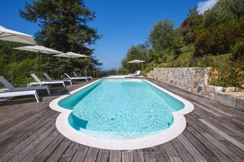 . Villa Borgovecchio B&B