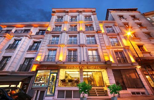 Ayasultan Hotel, 34122 Istanbul