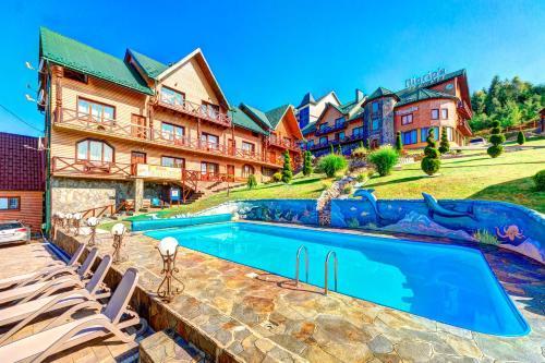 Hotel Podgorie Spa - Bukovel