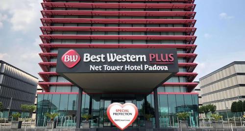 . Best Western Plus Net Tower Hotel Padova