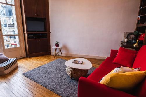 Charming apartment near the Place de la Nation - Location saisonnière - Paris