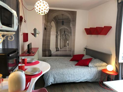 Appartement de Charme Centre CALME GARE 5 min - Location saisonnière - Poitiers