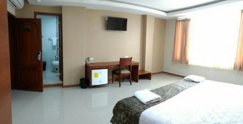 Hotel Rey Salomon, Lago Agrio