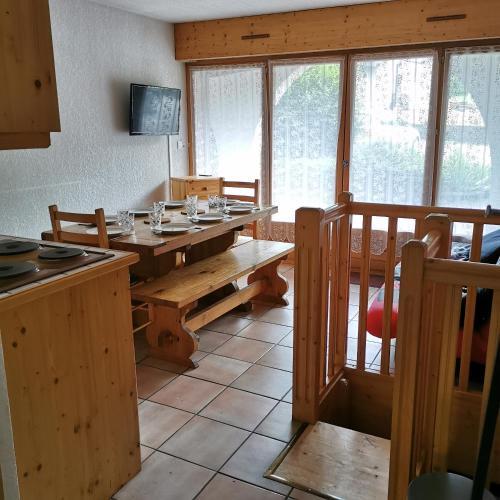 Charmant appartement 6-8 personnes au cœur du village à proximité lac et pistes de ski - Apartment - Morillon