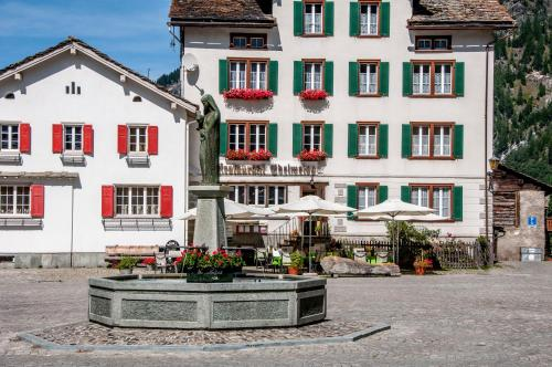 . Gasthaus Edelweiss