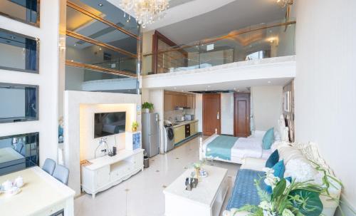 . Louidon Mega Apartment Hotel Of Kam Rueng Plaza - Sunshine Apartment