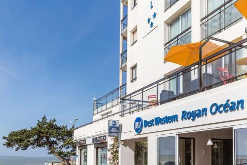 . Best Western Hôtel Royan Océan