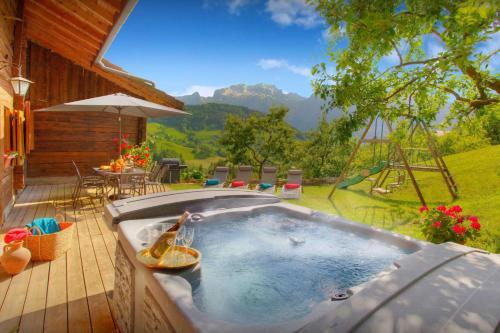 Chalet L'Otavalo - OVO Network - Hotel - Manigod