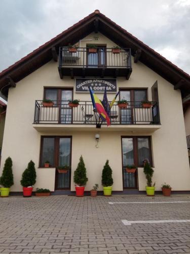 . Charter Apartments Costea