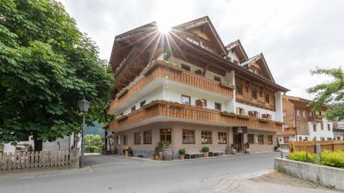 . Das kleine Hotel Ortner