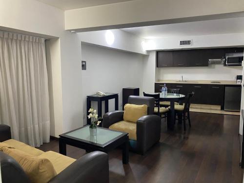 Suites Teca Once, Ciudad de México