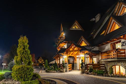 Burkaty - Hotel - Bialka Tatrzańska