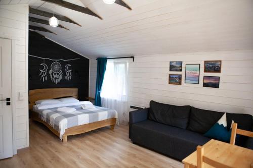 Горный приют Base Camp - Chalet - Arkhyz