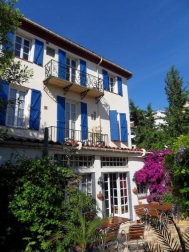 Hôtel Villa la Malouine - Hôtel - Nice