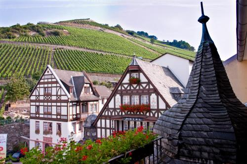 . AKZENT Hotel Berg's Alte Bauernschänke- Wellness und Wein