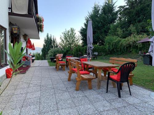 Haus am Wald, Pension in Reifnitz