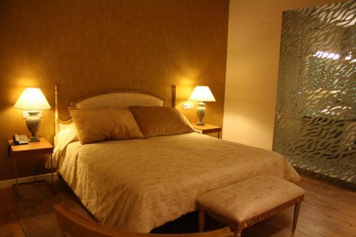 Double Room Palau dels Osset 5