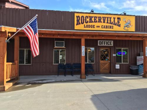 Rockerville Lodge & Cabins - Accommodation - Keystone