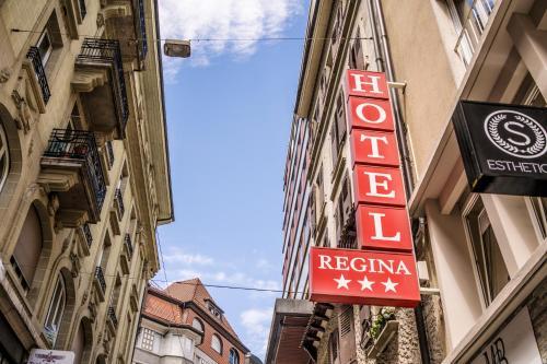 Hotel Regina, 1003 Lausanne