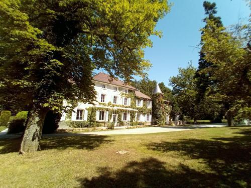 Chateau des Ayes - Chambres & suites - Saint-Étienne-de-Saint-Geoirs