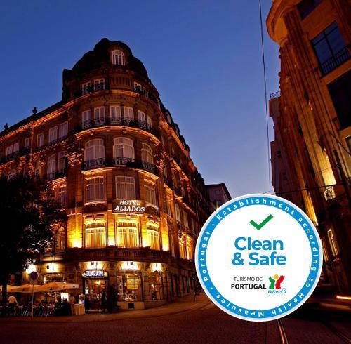 Hotel Aliados in Porto