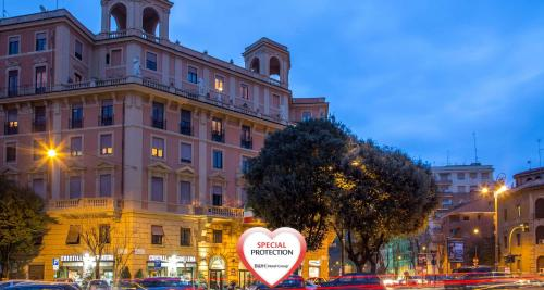 Hotel-overnachting met je hond in Best Western Hotel Astrid - Rome - Flaminio