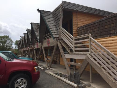 . Rocky Mountain Lodge