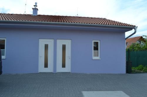 Modrý apartmán 2 - studio