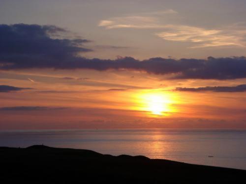 Atlantic Sunset, Crantock, Cornwall