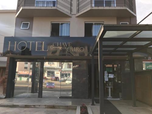 . Hotel Chave de Ouro