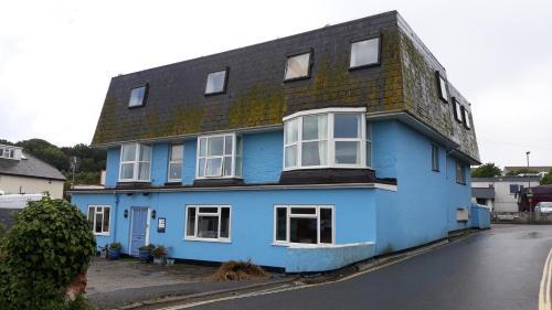 Blue Room Hostel Newquay, Porth, Cornwall