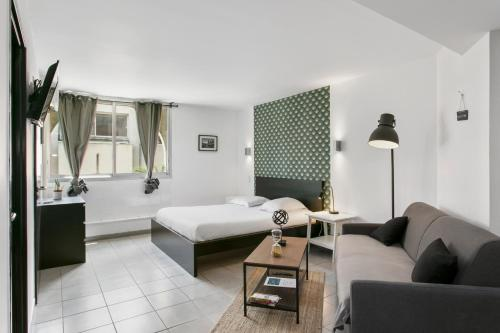 Coeur Urbain Apartments - Place de la Comédie - Hôtel - Montpellier
